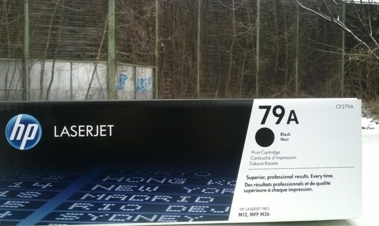 Dostawa oryginału toner HP CF279A